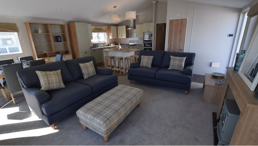 Delta Cambridge at Pevensey Bay Holiday Park, Pevensey, East Sussex