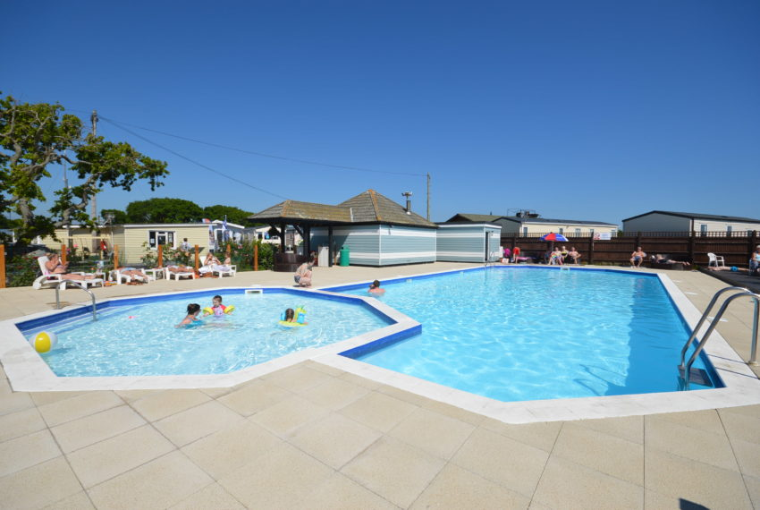 Solent Breezes Holiday Park Pool
