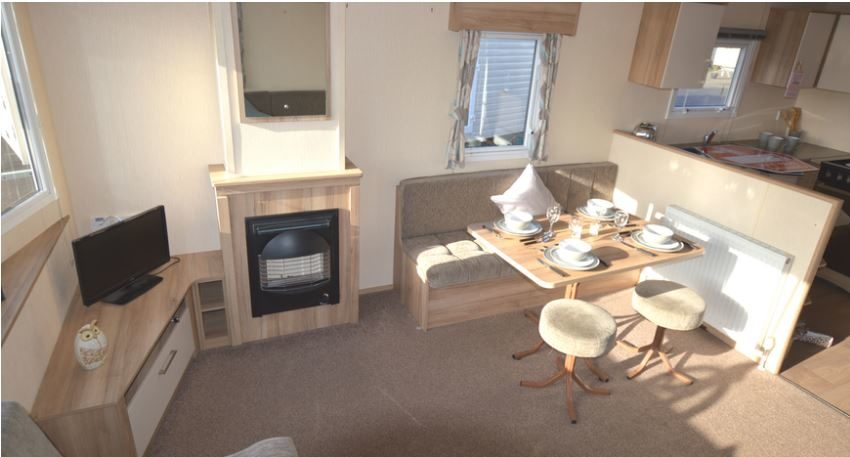 Chichester Lakeside Holiday Park ABI Eminence