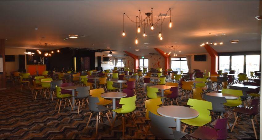 New Beach Holiday Park Beach Clubhouse